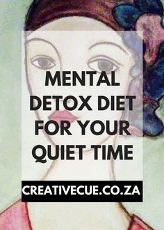 How a mental detox c