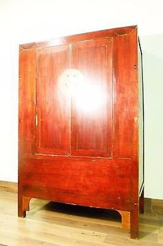 Antique Chinese Wedding Cabinet 5776 Circa 1800 1849