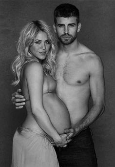 El Baby Shower de Shakira y Piqué - Los Baby Showers de las Famosas - enfemenino