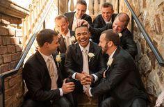 27 Awesome Groomsmen Photos - Mon Cheri Bridals