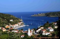 Kioni is located in the northern part of Ithaca and is considered by many as the most beautiful village of the island. Ithaca Greece, Most Beautiful, Beautiful Places, Greek Islands, Greece Travel, Landscape Photos, Travel Around, Photo S, Travel Tips