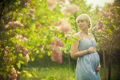 Fotografia ślubna, rodzinna, ciążowa, okazjonalna: Roczek | Sesja brzuszkowa w plenerze