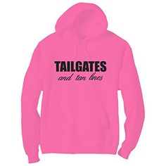 Tailgate And Tan Lines Bright Neon Pink Adult Pullover Hoodie - Small ZeroGravitee http://www.amazon.com/dp/B01BYS7ER8/ref=cm_sw_r_pi_dp_RACZwb1KSDF1C