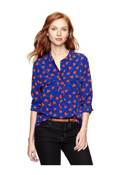 Pocket popover shirt + 9 more items we love at Gap right now