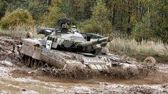 T80-U, tank, Russian Army