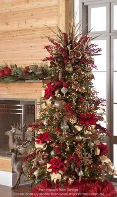Christmas Tree Themes - 2016, Part 1 - My Christmas BlogMy Christmas Blog
