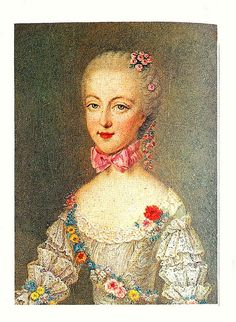 Maria Amalia, Duchess of Parma, one of Marie Antoinette's older sisters
