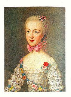 Maria Amalia, Marie Antoinette's Sister