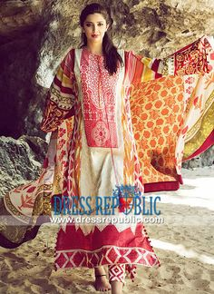 Elan Pakistani Lawn Collection Online 2014 for Summer  Elan Pakistani Lawn Collection Online 2014 for Summer in Leicester