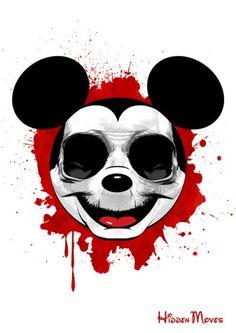 Michael by Hidden Moves Dope Cartoon Art, Dope Cartoons, Character Illustration, Illustration Art, Mickey Mouse Wallpaper, Dark Drawings, Mickey Mouse Cartoon, Stoner Art, Arte Horror