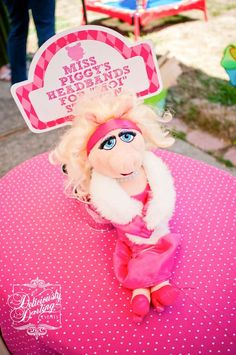 Muppet Show Birthday | CatchMyParty.com