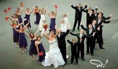 Wedding Fun! #weddingphotography #weddingideas
