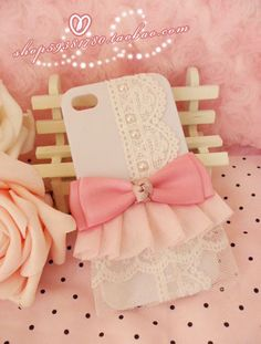 This is so pretty. And I don't even have a phone this will fit ;)