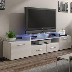"""Latitude Run Nama TV Stand for TVs up to 60"""""""