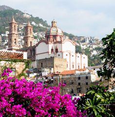 PUEBLOS  Taxco, Guerrero, Mexico