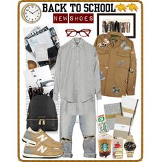 Back to School: New Shoes