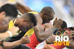 Usain Bolt debuta en Río y domina su heat