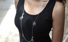 C'est La Vie Necklace Online : Done by None