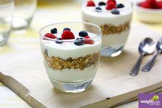 Yoghurt Muesli Cups