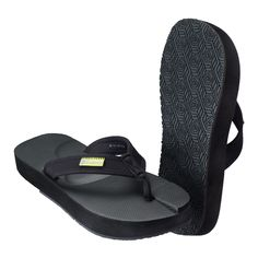 f294f0b82b27 The Healing Sole flip flops help treat foot pain and heel pain from  conditions like plantar