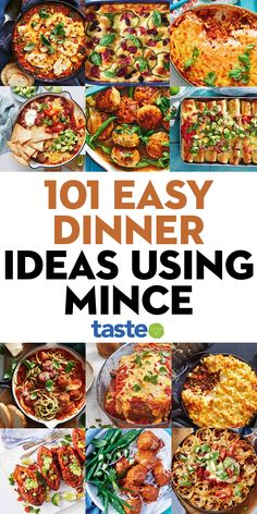 Cooking Mince, Mince Meals, Mince Dishes, Beef Dishes, Healthy Mince Recipes, Easy Meat Recipes, Healthy Cooking, Easy Meals, Minced Beef Recipes