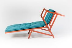 Polet lounge chair Achille Castiglioni Interflex 1997
