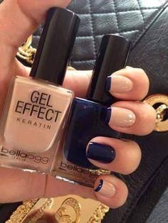Com eles as unhas tem o toque especial!   Com keratin, fortalece e aumenta o tamanho, tornando mais fortes.