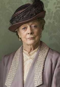 Violet Crawley Dowager Countess of Grantham