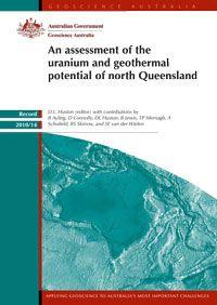 Image: Capa da Record 2010/14-Uma avaliação do urânio e geotérmica potencial do norte de Queensland.