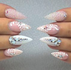 The fashionable Nail Art 2017 - style you 7
