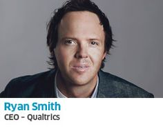 Ryan Smith co-founded Qualtrics in 2002 with the goal of making sophisticated research simple. As CEO, he has led the company from a basement startup to one of the fastest-growing technology companies in the world, experiencing triple-digit growth in the past four years. Qualtrics has more than 5,000 customers including half of the Fortune 100, 1,300 colleges and universities worldwide, and 95 of the top 100 business schools.