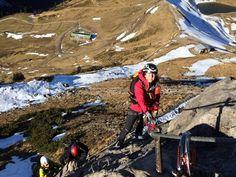 Klettersetige in und um Oberstdorf. Mehr unter www.amical.de  Viel Spaß