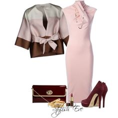 My Lord! This color combo is stunning! Classy Outfits, Casual Outfits, Cute Outfits, Baby Boutique Clothing, Look Fashion, Womens Fashion, Church Fashion, Professional Wear, Stylish Eve