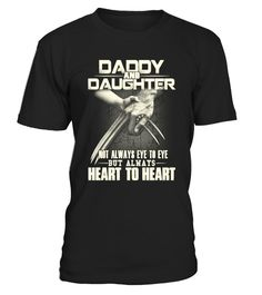 daddy and daughter heart to heart