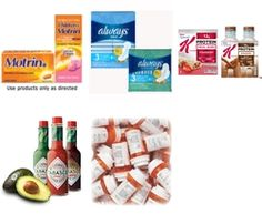new printable coupons for always, kellogg's, tabasco, & motrin...   direct links:   http://www.iheartcoupons.net/2017/04/new-printable-coupons-0428-042917.html   #couponing #couponcommunity