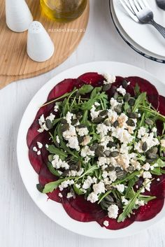Starters, Love Food, Feta, Food And Drink, Favorite Recipes, Cheese, Kitchen, Blog, Cooking