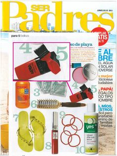 Check out #MegaEffects mascara on the pages of the June/July issue of Ser Padres