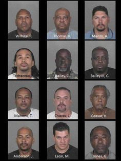403893_333874996690727_702868878_n by momiecat, via Flickr  Sociopaths arrested - dog fighting ring - California.  Disgusting POS.