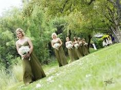 Bridesmaids walking down the aisle without being escorted by the groomsman. See what other traditions are changing from the standard and becoming a thing of the past. PittsburghBrideTalk.com    http://pittsburghbridetalk.com/content.php?375-Wedding-Traditions-That-Are-Disappearing