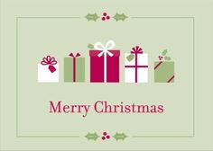Merry Christmas! Your business is our greatest gift. Send this card to your clients today! This is a real card (not an e-card). Send this card now. Send a card for $1.98 when sharing from Sendcere.com.