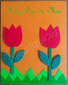 Mauriquices: Tulipas para a Mãe...