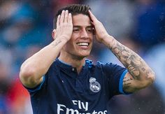 RUMOURS: James Rodriguez keen on Man United switch
