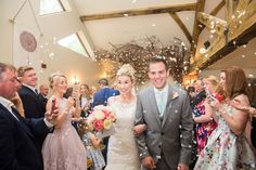 Danielle And Andrew Tied The Knot At Whinstone View