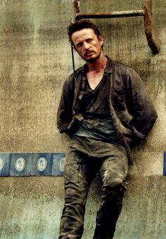 "Revolution Season 2 Episode 202 ""There Will Be Blood"" David Lyons as Sebastian Monroe. #nbcrevolution #Revolution #DavidLyons"