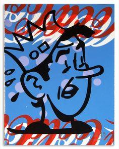 "Peter Mars - ""Jughead"" at Pop International Galleries"