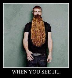 Nice beard - First memes