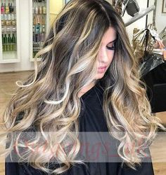 Blond for dark asian hair ombre sombre, balayage Blonde Ombre Hair, Balayage Blond, Honey Blonde Hair, Hair Color Balayage, Haircolor, Hair Color Purple, Ombre Color, Asian Hair, Gorgeous Hair