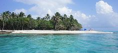 Jonny Cay, San Andres - Played on the beach here and went snorkeling! Paradise!
