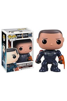 Ok, I want this myself. Mass Effect Funko... now in stock! Get one before I keep them for myself! http://levelupfans.com/products/mass-effect-funko-pop-vinyl-figure-commander-shepard?utm_campaign=social_autopilot&utm_source=pin&utm_medium=pin.  These are brilliant!
