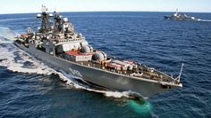 War Drums? Russia Deploys Pacific Fleet to Mediterranean